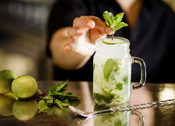 It's Mojito month!
