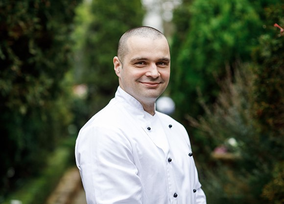 Meet the man behind the menu - Lukasz Pietrasz