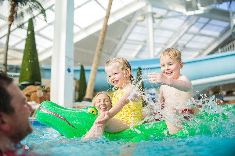 Brightly's family fun day comes to the Aquadome!