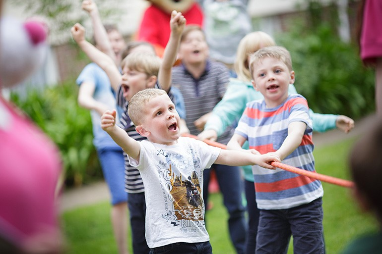 May bank holiday fun for families
