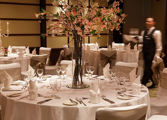 Where to host your autumn event?