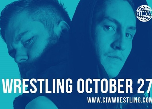 Channel Islands World Wrestling returns this weekend!