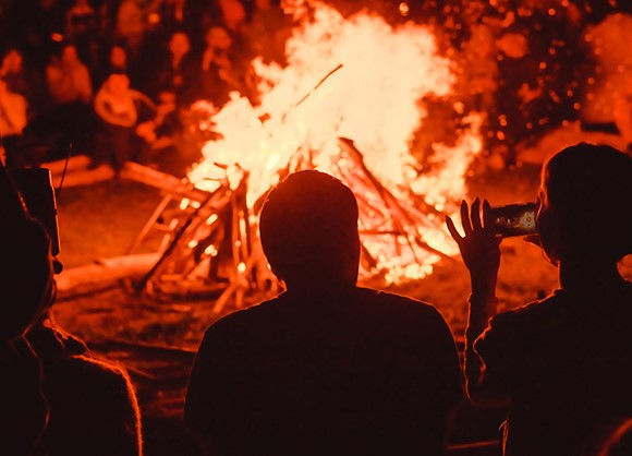 Jersey's best Bonfire Nights in 2019