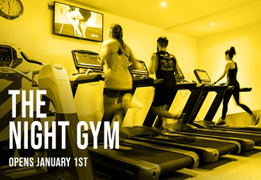 Jersey's Only Night Gym Launches