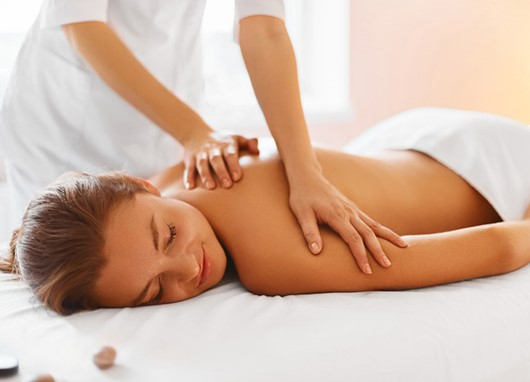 Massage treatments and more now available at The Merton